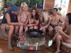 Free video from Spicy Roulette sex round