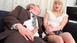 Tricky Old Teacher  C B Young Teen  C B Candy Doesnt Exactly Get Much Choice In The Matter But Shes Certainly Turned