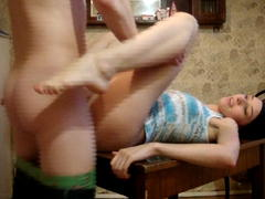 teen whore getting fucked by boyfriend