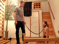 young teen whore in bdsm video
