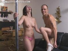 Stripper turns into whore