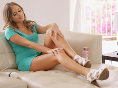 Nubile Films - Tingling Pussy Pleasure